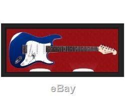 Amy Lee Autographed Signed Guitar Display Case UACC RD COA AFTAL