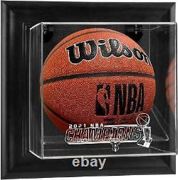 Bucks Basketball Display Fanatics Authentic COA Item#11437418