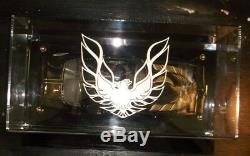 Burt Reynolds Signed Smokey And The Bandit 118 Diecast Car Coa Psa Display Case