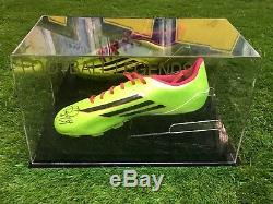 Daley Blind Signed Football Boot Manchester United Holland Ajax Display Case COA