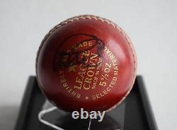 Graham Gooch Signed Autograph Cricket Ball Display Case Sport England AFTAL COA