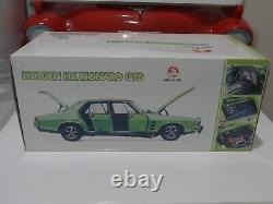 Holden HX Monaro GTS w COA /1238 out of 2500+118 scale Led Display case RRP $90