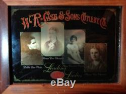 Leading Ladies of Case Display Box and Large Congress Knife Limited #105 withCOA