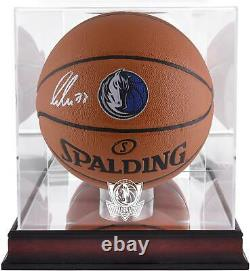 Luka Doncic Mavericks Basketball Display Fanatics Authentic COA Item#11397102