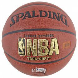 Magic Johnson Autographed Signed NBA Basketball Custom Display Case Beckett COA