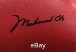 Muhammad Ali Autographed Signed Everlast Boxing Glove with COA & Display Case
