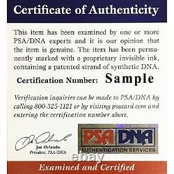 Nolan Arenado Autographed MLB Signed Baseball PSA DNA COA With UV Display Case