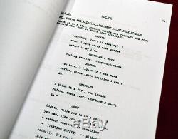 Original FRIENDS Signed SCRIPT, Cast x3 Autograph, COA UACC Display CASE DVD Set