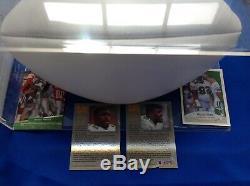 Reggie White Autographed NFL Football (Includes jsa COA & free Display Case)