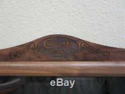 1993 Case XX 7 Dot 4 Set Couteau Mint Noyer / Affichage Verre Coa 1 500 Htf