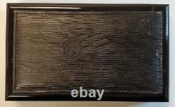 2006 3 Coin American Silver Eagle 20th Anniversary Set With Display Case & Coa