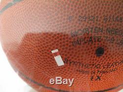 Ballon De Basketball Autographié Signé Par Magic Johnson Avec Présentoir Avec Certificat Coa