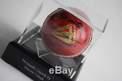 Ballon De Cricket Autographe Signé Par Darren Gough Sport Angleterre Afrique Coa