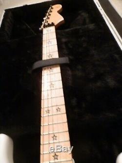 Bon Jovi @ Bande Signée Tête De Tambour De Guitare Withpick, Étui D'affichage Avec Coa Awesome