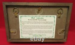 Cas XX 5143 Ssp Véritable Stag 1979 Couteau Fondateurs, Orig Display Box Avec Coa