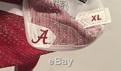 Cyrus Jones Signé Gants Et Vitrine De Football Nike Alabama Auto Coa Patriots