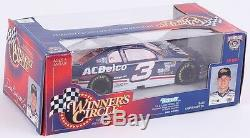 Dale Earnhardt Jr Signé 124 Circle Diecast Winner Car Withdisplay Cas Jsa Coa