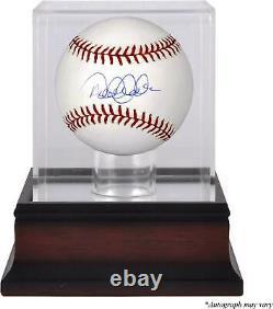 Derek Jeter Mlb Ny Yankees Signed Baseball With Display Case Steiner Sports Coa