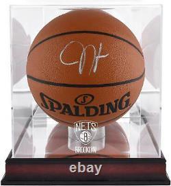 James Harden Nets Basketball Display Fanatique Authentic Coa Item#11397106