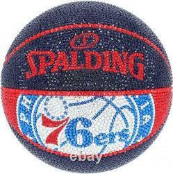Joel Embiid 76ers Display Basketball Fanatics Authentique Coa Item # 9895866