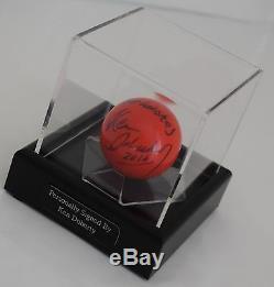 Ken Doherty Signé Snooker Autograph Ball Présentoir Souvenirs Sport & Coa