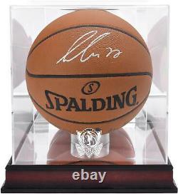 Luka Doncic Mavericks Basketball Display Fanatique Authentic Coa Item#11397101
