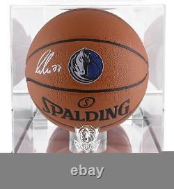 Luka Doncic Mavericks Basketball Display Fanatique Authentic Coa Item#11397102