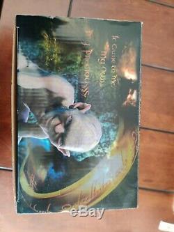 Nib Seigneur Des Anneaux Limited Edition Gollum Fossil Montre En Cas D'affichage # 01551