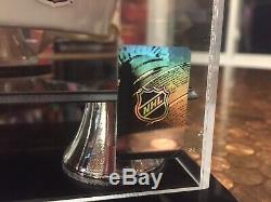 Pavel Datsyuk Signé Red Wings De Detroit Mini Casque Avec Affichage De Cas Et Coa Hockey