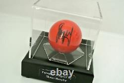 Shaun Murphy Signé Autograph Snooker Ball Display Case Sport Proof & Coa